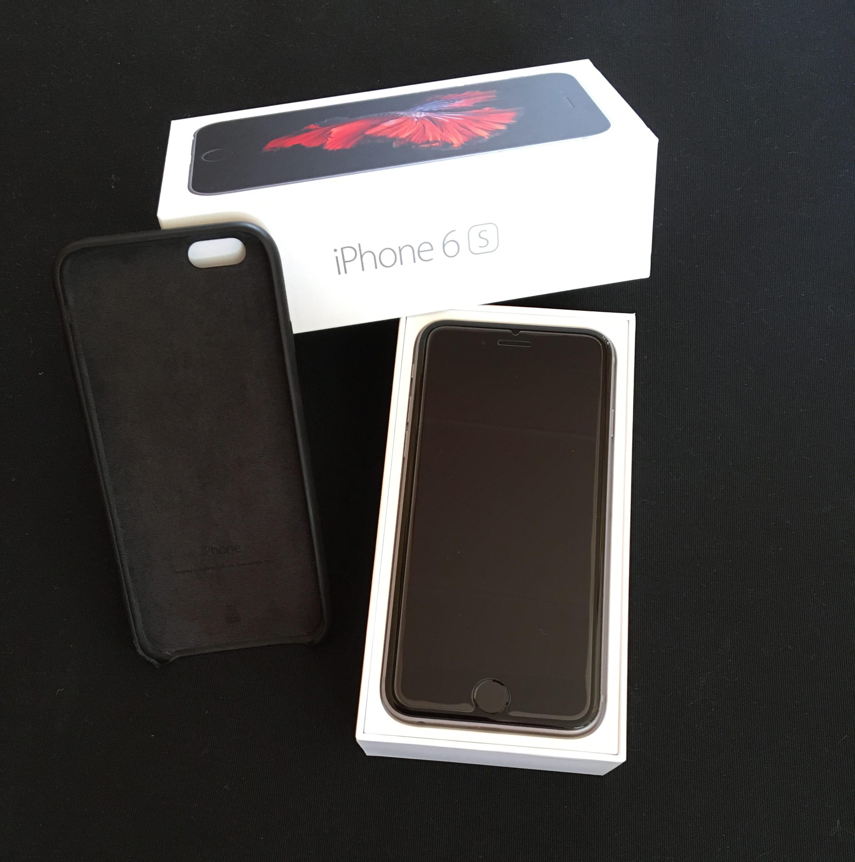 iphone 6s neu ohne vertrag 32gb grau